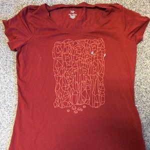 Arc'teryx women's T-shirt